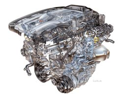 TEN BEST ENGINES