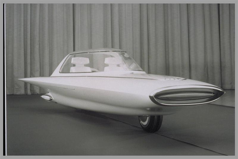 Ford Gyron 1961 concept