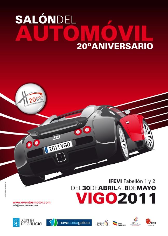 Catel salón automóvil Vigo